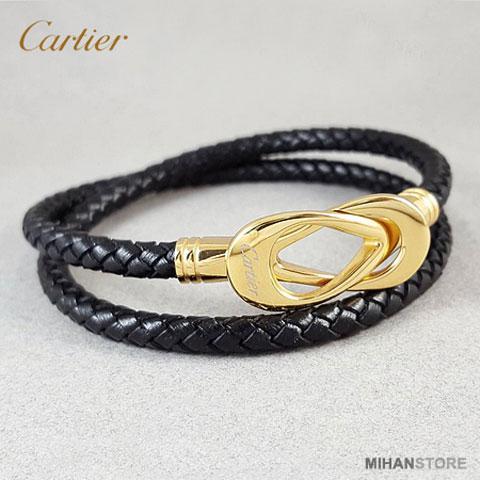 خرید دستبند چرم کارتیر