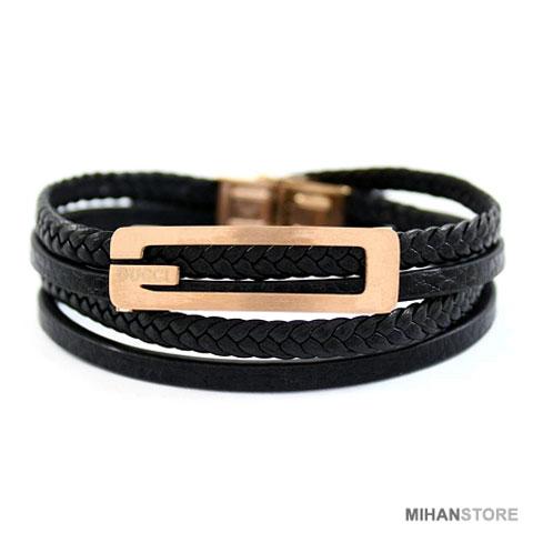 خرید دستبند چرم گوچی Gucci