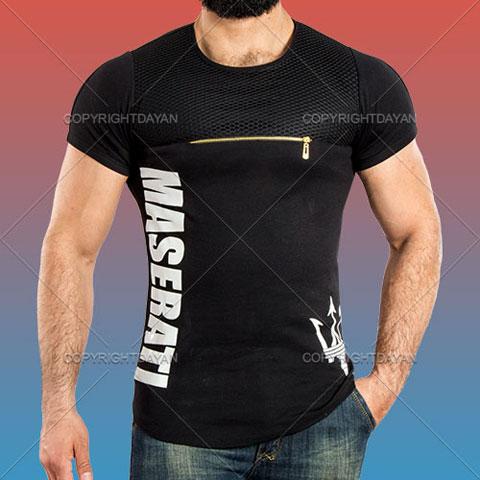 خرید تی شرت مردانه Maserati مدل Fedor