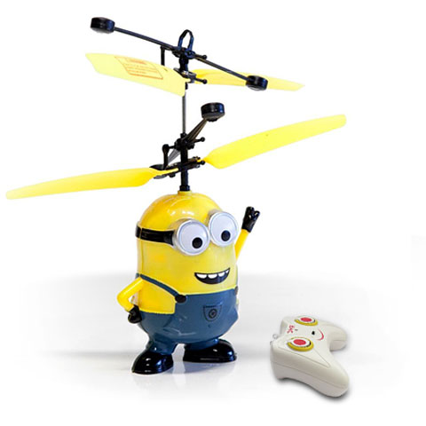 خرید گجت پروازی کنترل دار مینیونز Minions