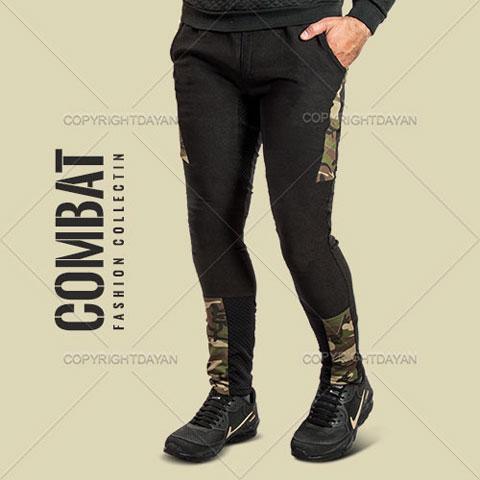 خرید شلوار اسلش مردانه Combat