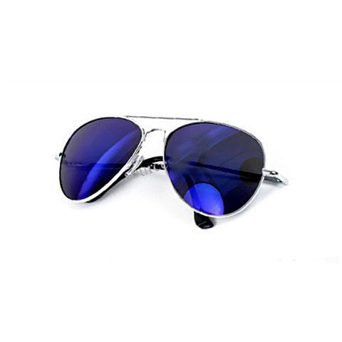 خرید عینک آفتابی خلبانی شیشه آبی