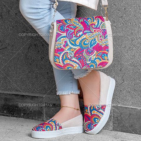 خرید ست کیف و کفش پادینا
