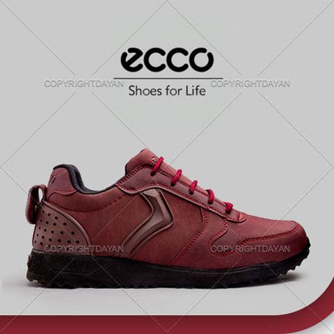 خرید کفش مردانه اکو پاراماتا جگری