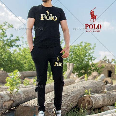 خرید ست تی شرت و شلوار پولو Polo مدل Tinton