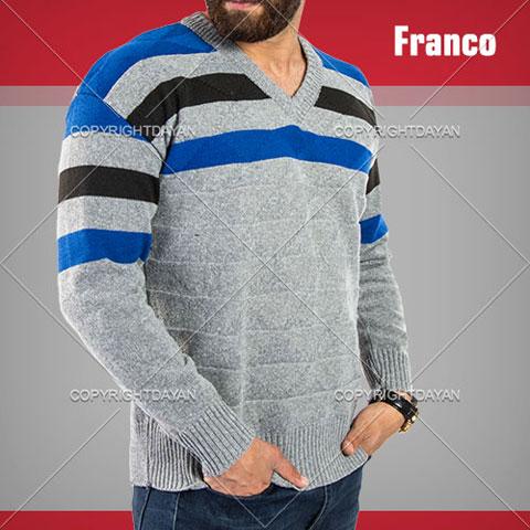 خرید بافت مردانه فرانکو Franco توسی