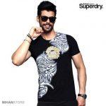 خرید تی شرت مردانه طرح Superdry