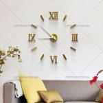 خرید ساعت دیواری مدرن رومی