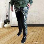 خرید شلوار اسلش مردانه ارتشی