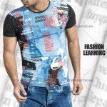 خرید تی شرت مردانه Fashion Learning