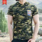 خرید تی شرت مردانه ارتشی اسپنسر Spencer