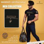 خرید تی شرت مردانه مازراتی Maserati