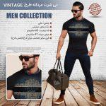 خرید تی شرت مردانه وینتیج Vintage