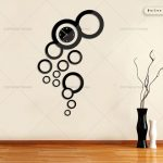 خرید ساعت دیواری روناک