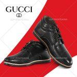 خرید نیم بوت مردانه گوچی Gucci مشکی